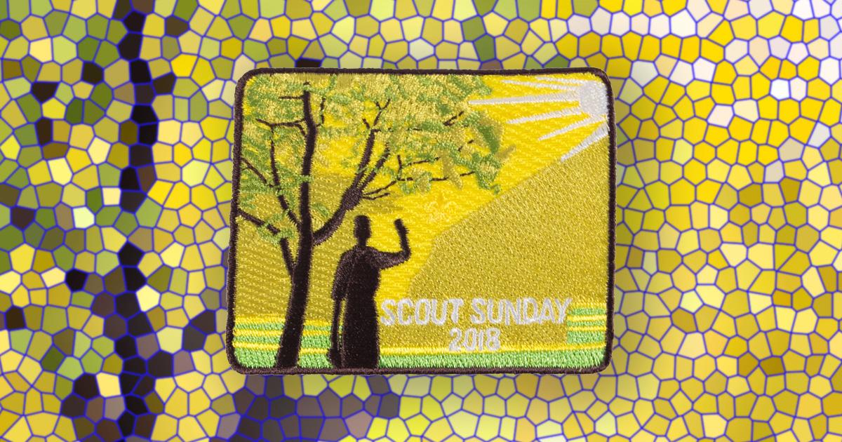 Scout Sunday @ GABC